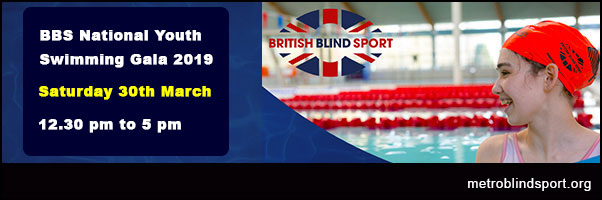 BBS National Youth Swimming Gala 30 March 2019
