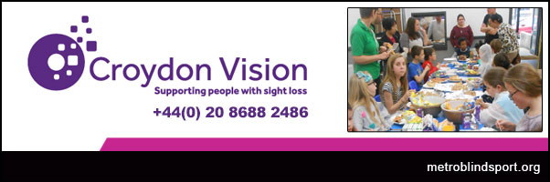 Croydon Vision Events for Children and Young People