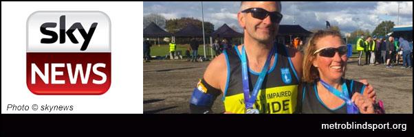 London Marathon should reward guide runners!