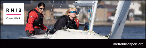 Sailing For Vision Impaired People Is A Growing Passtime