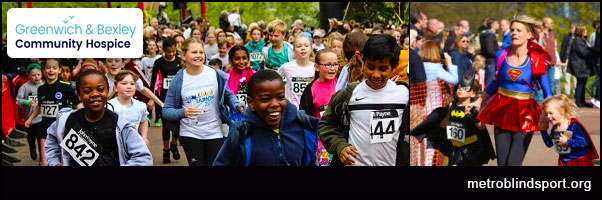 Mini Marathon for children5 and 16 years old - Powered by Local Heroes