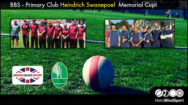 Primary Club Heindrich Swanepoel Memorial Cup final Sat 31 Aug