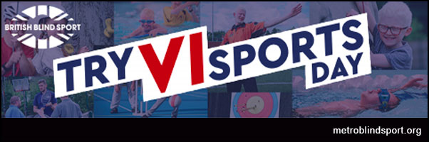 Try VI Sports Day with British Blind Sports