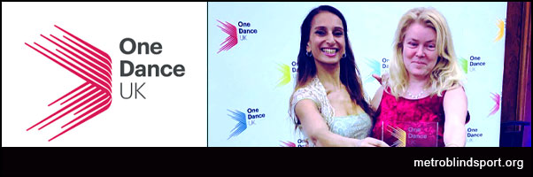 Fiona Musgrove attending the One Dance UK Awards