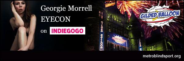 Georgie Morrell Help Fund Eyecon