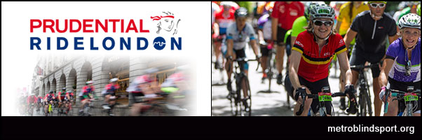Prudential Ballot for RideLondon-Surrey 46 2019
