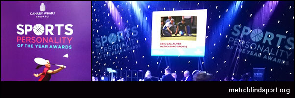 Canary Wharf Group Sports Personality of the Year Awards 2019