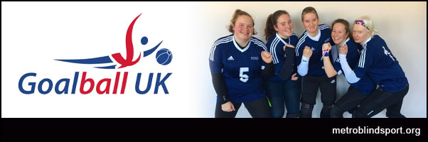 Goalball GB Team bring home two medals!