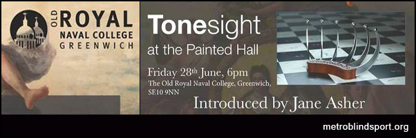 Tonesight launch - Old Royal Naval College RSVP by 14 June!