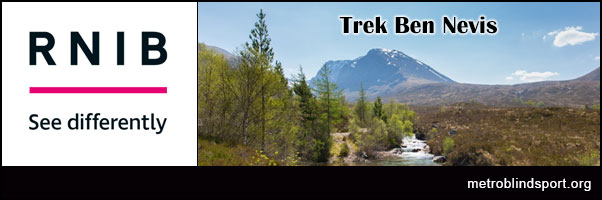 Sign up for Trek Ben Nevis with the RNIB!