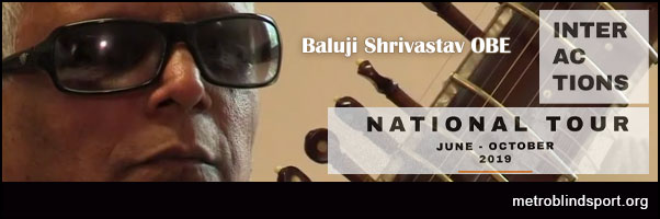 Interaction Tour 2019 - Baluji Shrivastav OBE