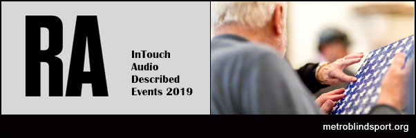 Royal Academy InTouch Events start 1 July