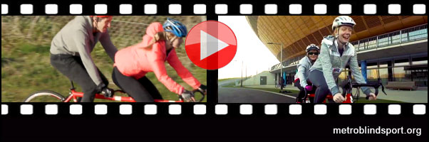 Tandem Cycling Videos Launched