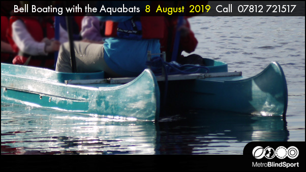 Bell Boating with the Aquabats 8 August 2019 Call 07812 721517