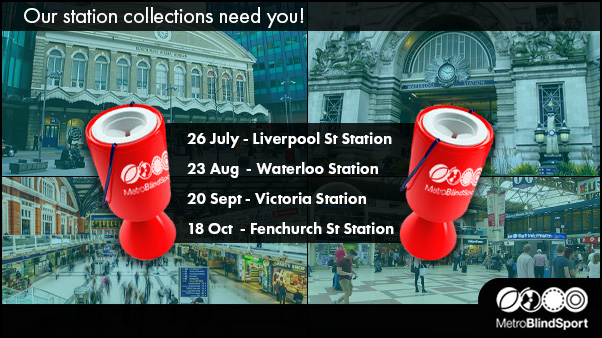 Our station collections need you!