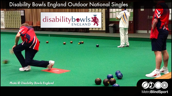 Report from Disability Bowls England Outdoor National Singles
