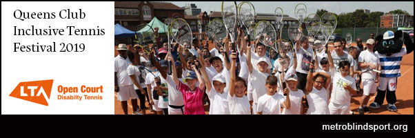 Queens Club Inclusive Tennis Festival 6 Aug