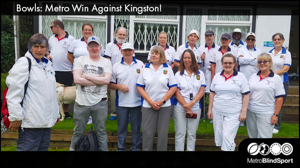 Bowls: Metro Win against Kingston!