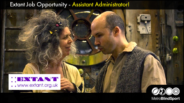 Extant Job Opportunity - Assistant Administrator apply by 15 Sept