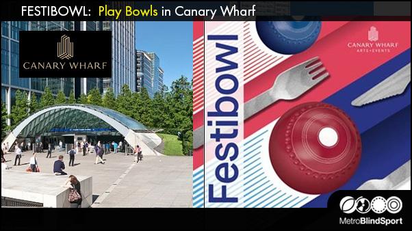 FESTIBOWL Play Bowls in Canary Wharf