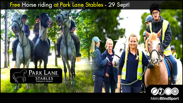 Free Horse riding - 29 Sept - have a go afternoon