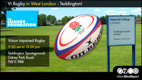 VI Rugby in West London - Teddington