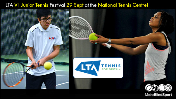 LTA VI Junior Tennis Festival 29 Sept