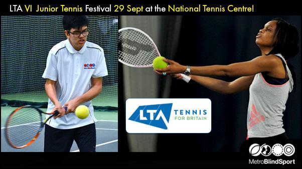 LTA VI Junior Tennis Festival 29 Sept
