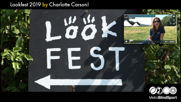 Lookfest 2019 by Charlotte Carson!