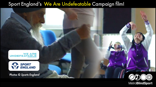 We Are Undefeatable Campaign film