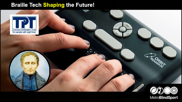 Braille Tech shaping the Future!