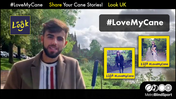#LoveMyCan Share Your Cane Stories! Look UK