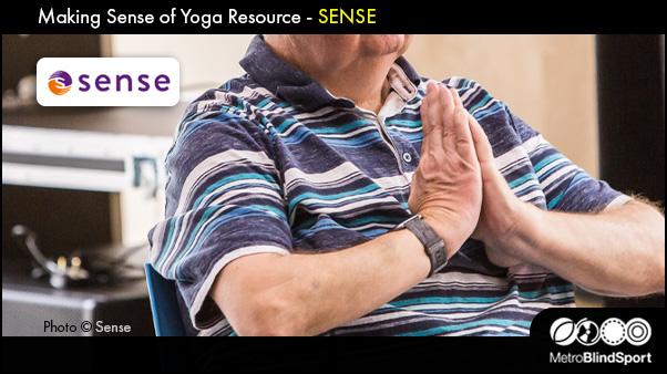 Making Sense of Yoga resource - Sense