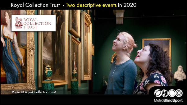 Royal Collection Trust  - Two descriptive events in 2020