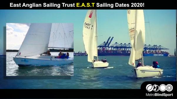 East Anglian Sailing Trust E.A.S.T Sailing Dates 2020