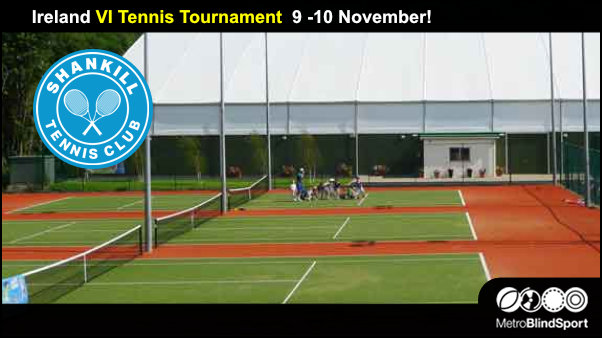 Ireland VI Tennis Tournament 9 -10 Nov