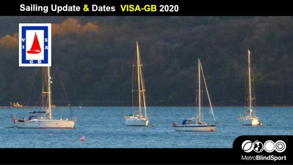 Sailing Update & Dates VISA-GB