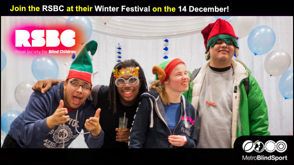 Join the RSBC at their Winter Festival 14 Dec