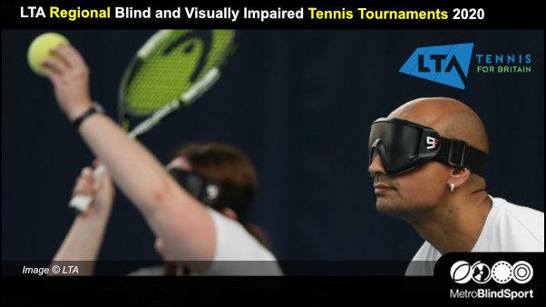 LTA Regional Tennis Tournamnets 2020