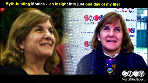 Myth-Busting Monica - an insight into just one day of my life!