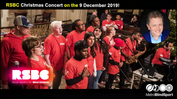 RSBC Christmas Concert on the 9 December 2019