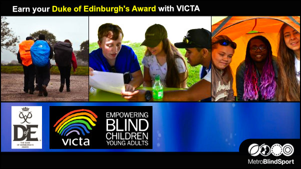Earn your Duke of Edinburghs Award with VICTA