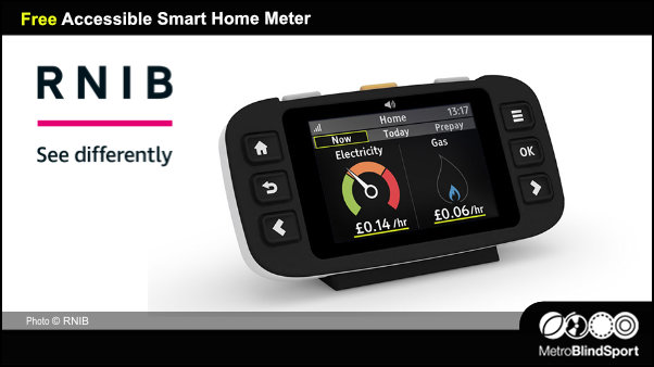 Free Accessible Smart Home Meter