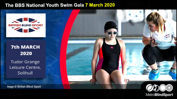 The BBS National Youth Swim Gala 7 March 2020