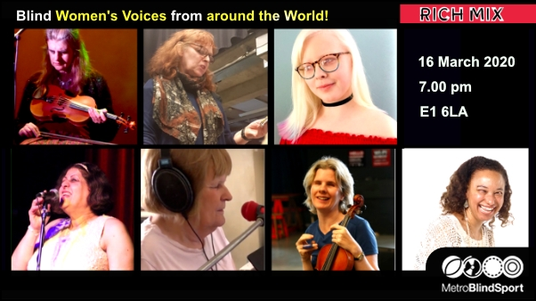Blind Womens Voices from around the World