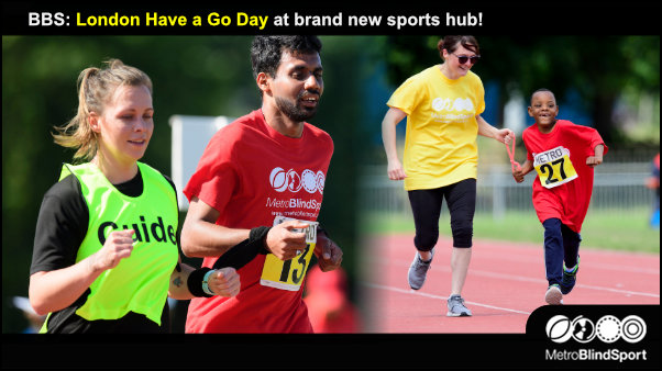 Athletics Open 2020 - 6 June - a FREE Fun - Filled Family Sporty Day out!