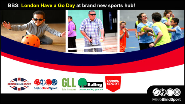 BBS London Have a Go Day at brand new sports hub