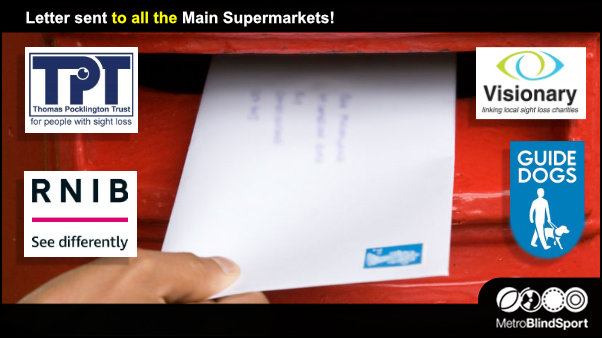 Urgent Letter sent to all the Main Supermarkets!
