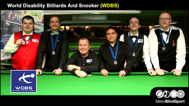 World Disability Billiards And Snooker (WDBS)