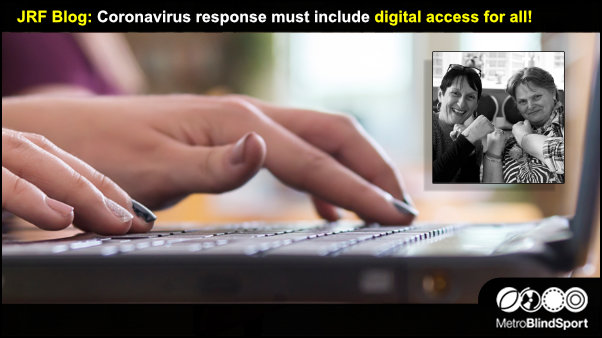 JRF Blog: Coronavirus response must include digital access for all
